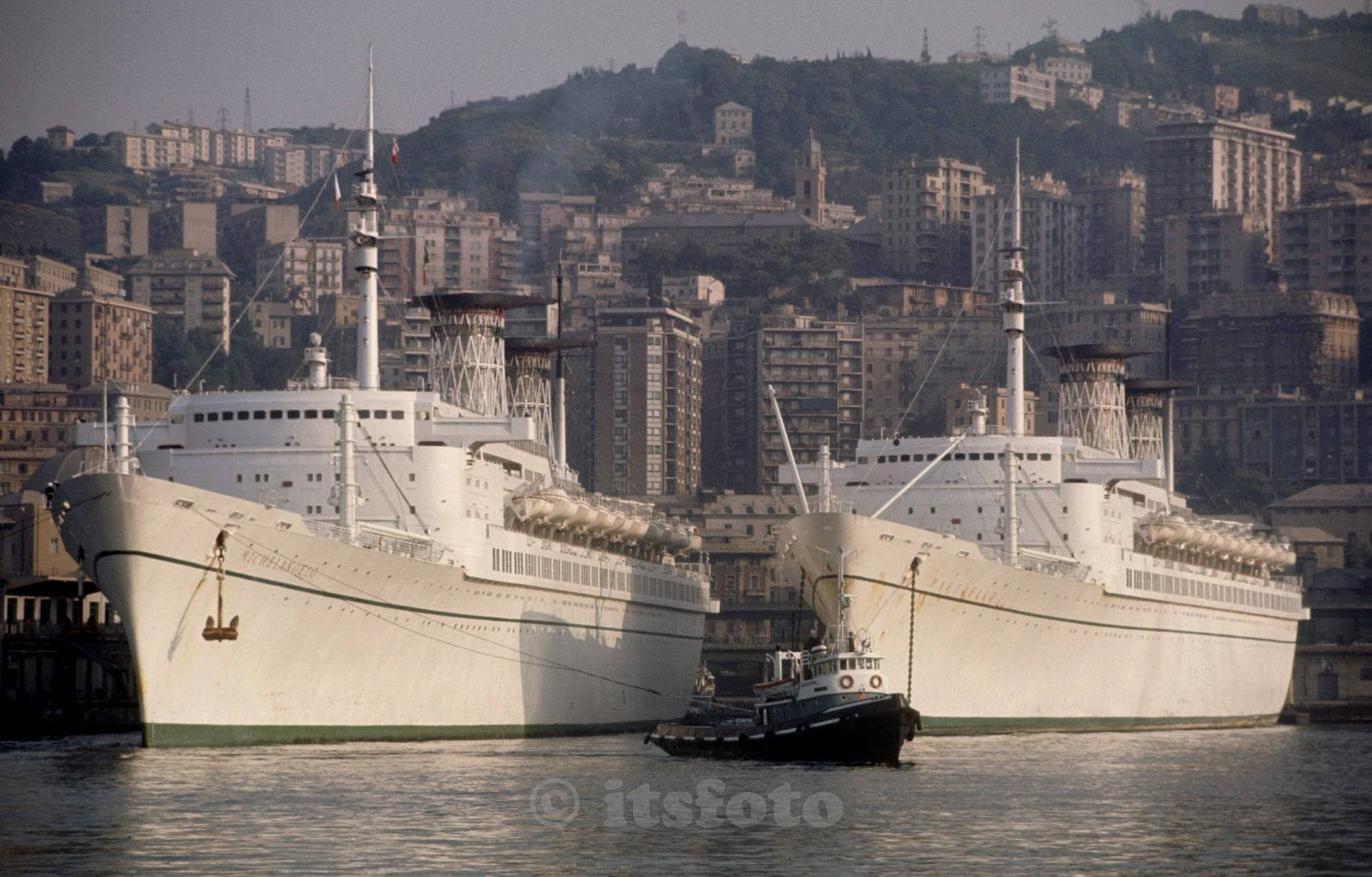Italian Ocean Liners Of The 70s Google Search SHIPS