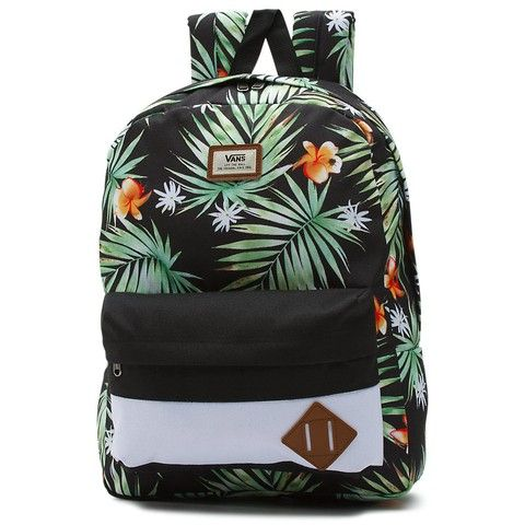 Mochila Vans OLD SKOOL II BACKPACK (M1540) E  2a9f859518c