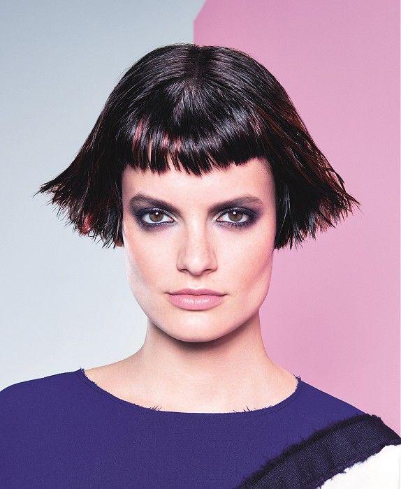 Schwarzkopf Short Brown Hairstyles