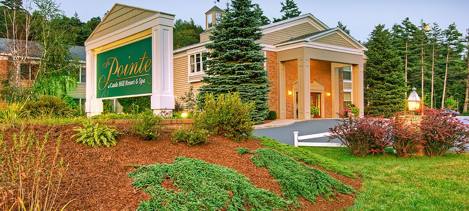 Ludlow Hotels Southern Vermont Hotel The Pointe At Castle Hill