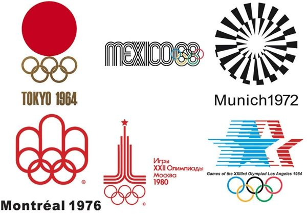 Graphic Design Inspiration Resources Freebies Olympic Logo