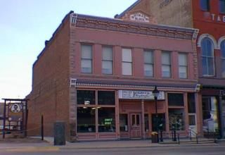 Two historic buildings on this side of the street in the middle of the 300 block of Harrison just can't go without mention! The Hyman Block, built between 1885 and 1890 is where Doc Holliday shot (but did not kill) his last man!