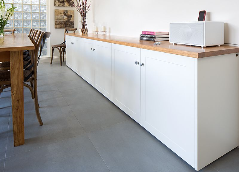why not extend your kaboodle base cabinets into your dining area not only will you create a on kaboodle kitchen enoki id=62851