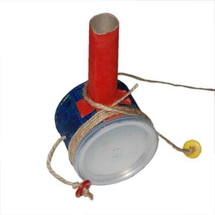 Extrêmement Fabriquer des instruments de musique pour les enfants – Les  MN54
