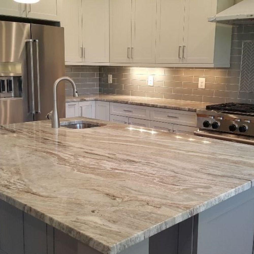 Top 45 Best White Granite Colors For Countertops Comptoir