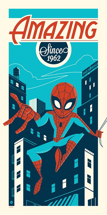 thecoolsumist: Iron Man & Spider-Man Prints by... | Must be printed