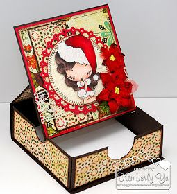 Kimbee's Creations: Note Holder