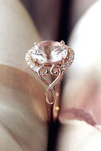 18 Beautiful Engagement Rings That Only Look Expensive #weddingring