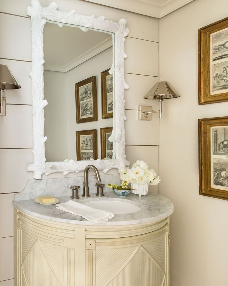An Ethereal Farmhouse In Napa Valley Interior Photography Powder - Napa bathroom remodel