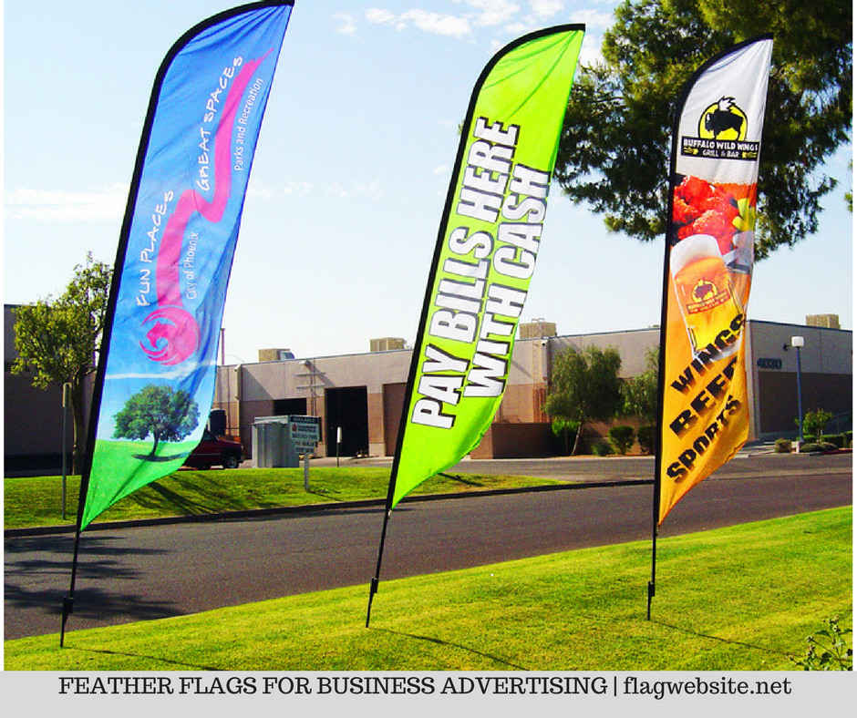 Feather Flags Are Used For Promoting Business At Outdoor Events The Flag Website Is One Of Best Online Provider Offers Wide
