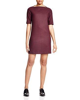 4bfaee61f87 THEORY Harkin Shift Dress. #theory #cloth #dress | Theory | Dresses ...