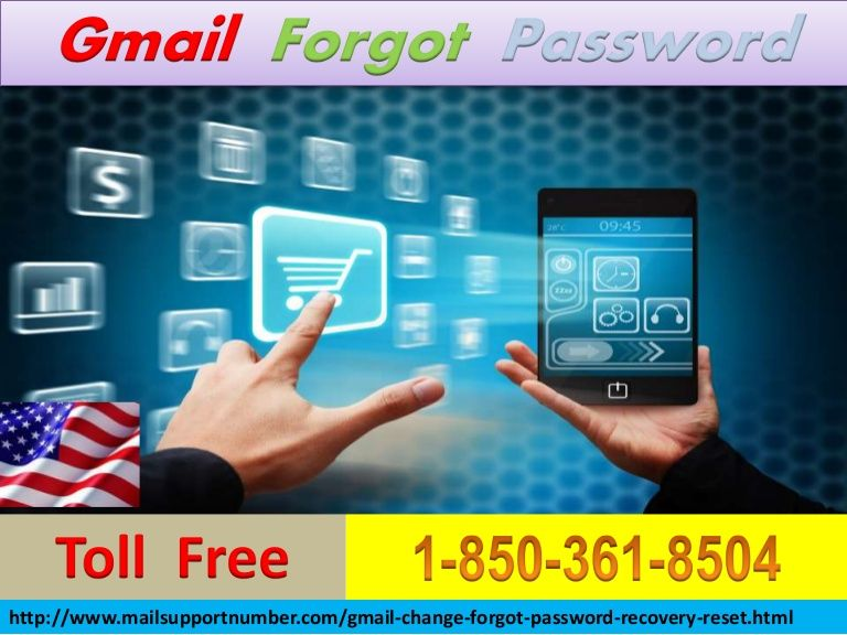 How to avail the Gmail Password 18503618504