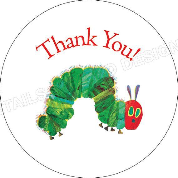 Hungry Caterpillar - Thank You