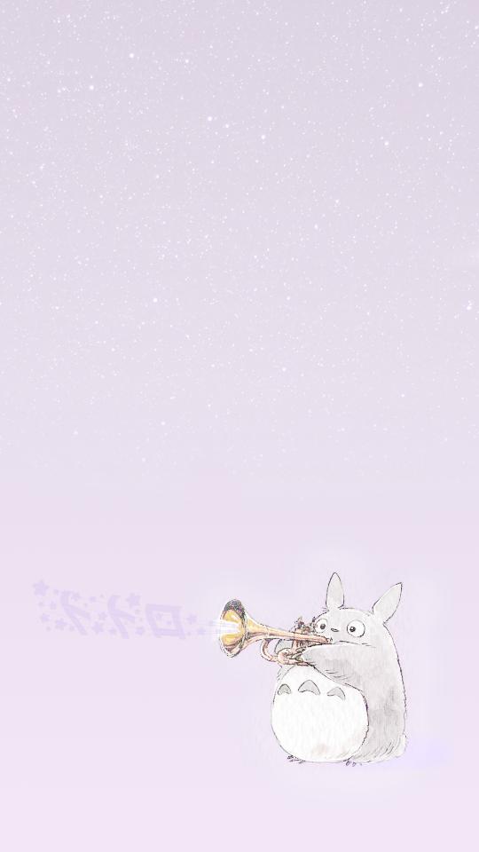 Aitachi 540x960 Totoro Phone Wallpapers Cute Anime Wallpaper Anime Wallpaper Studio Ghibli Background