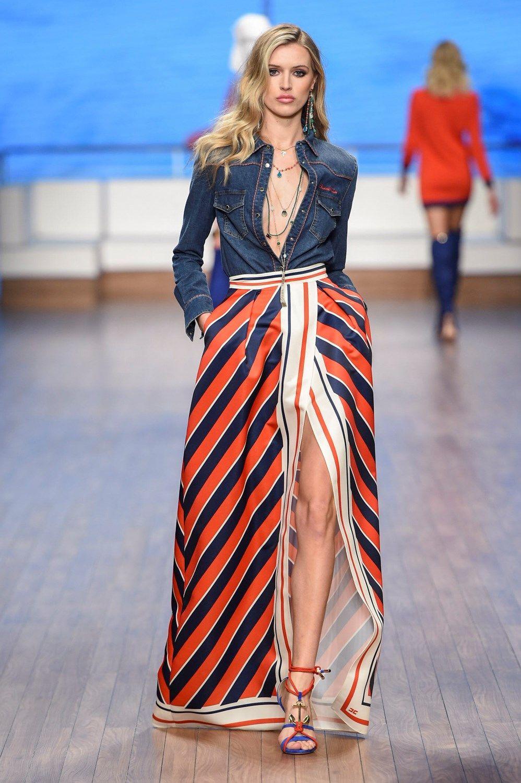 Elisabetta Franchi Spring 2020 Fashion Show | Fashion, Spring ...
