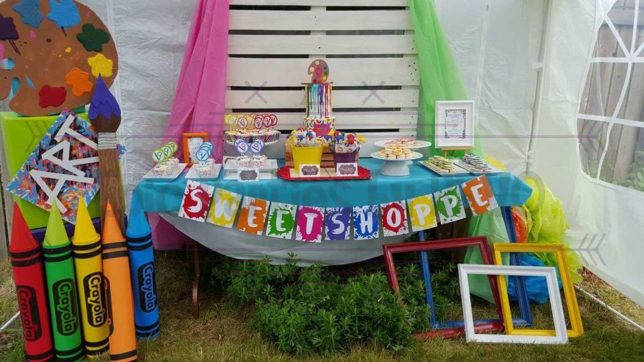 DIY Giant Crayon Prop Diy Party Decorations DIY Crayon Epic