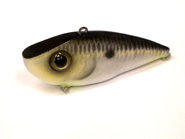 Strike King Red eye in Simple Shad | Custom Crankbaits