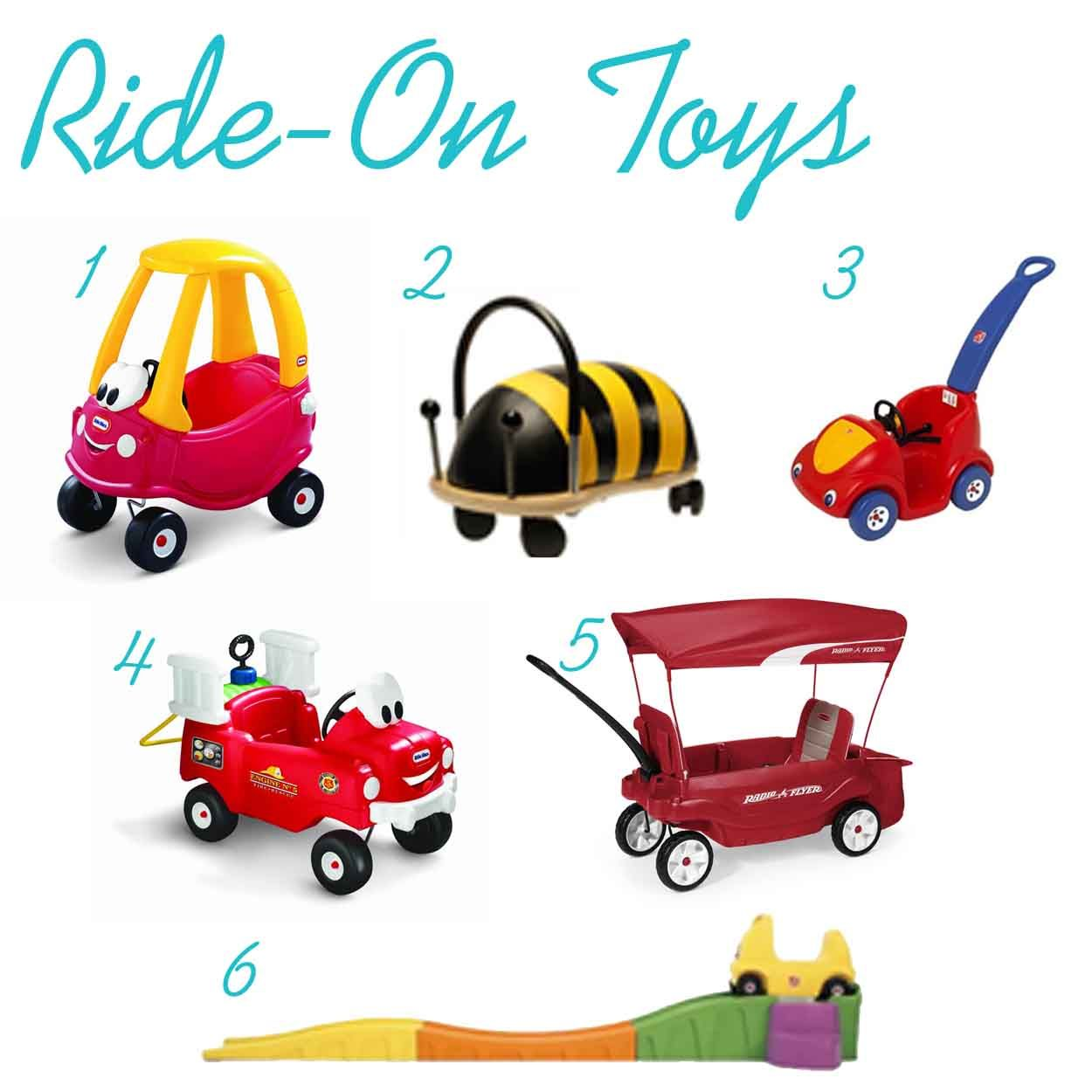 the ultimate list of gift ideas for one year olds www.thepinningmama