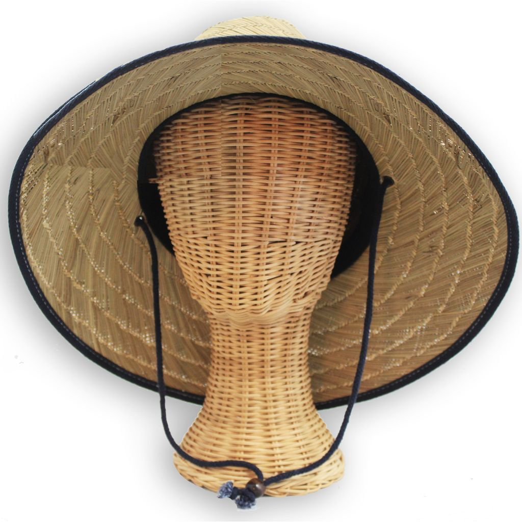San Diego Hat Company Lifeguard Straw The Shores Hat | Sungrubbies