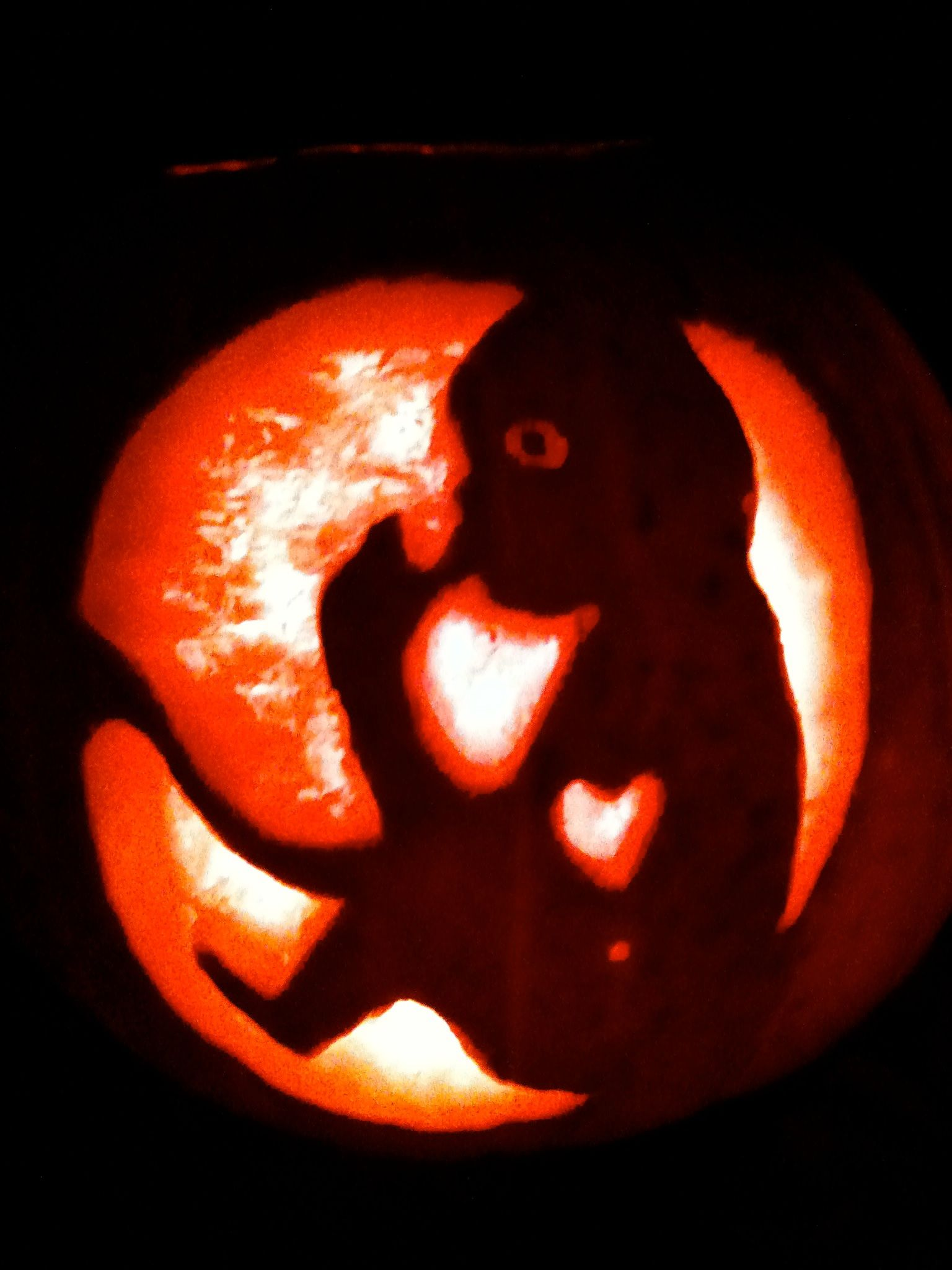 Pumpkin Carving for my mom who is a maturity nurse! | Halloween ...