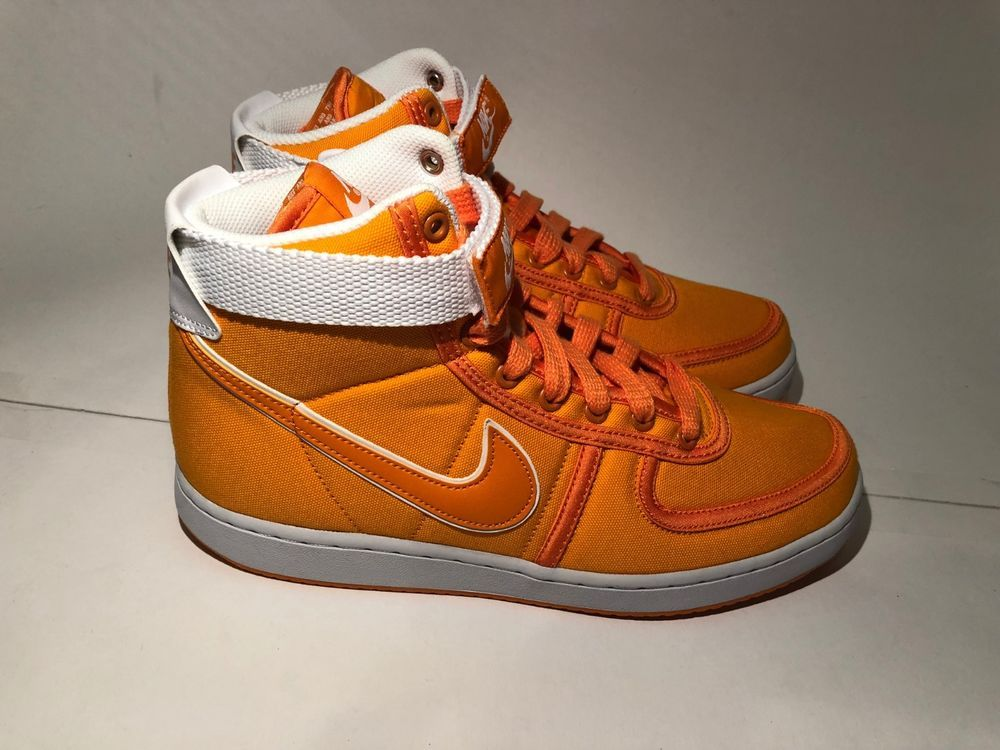 e0c91cf26035 Size 10 Nike Vandal High Supreme CNVS QS AH8605-800 Bright Ceramic DOC BROWN
