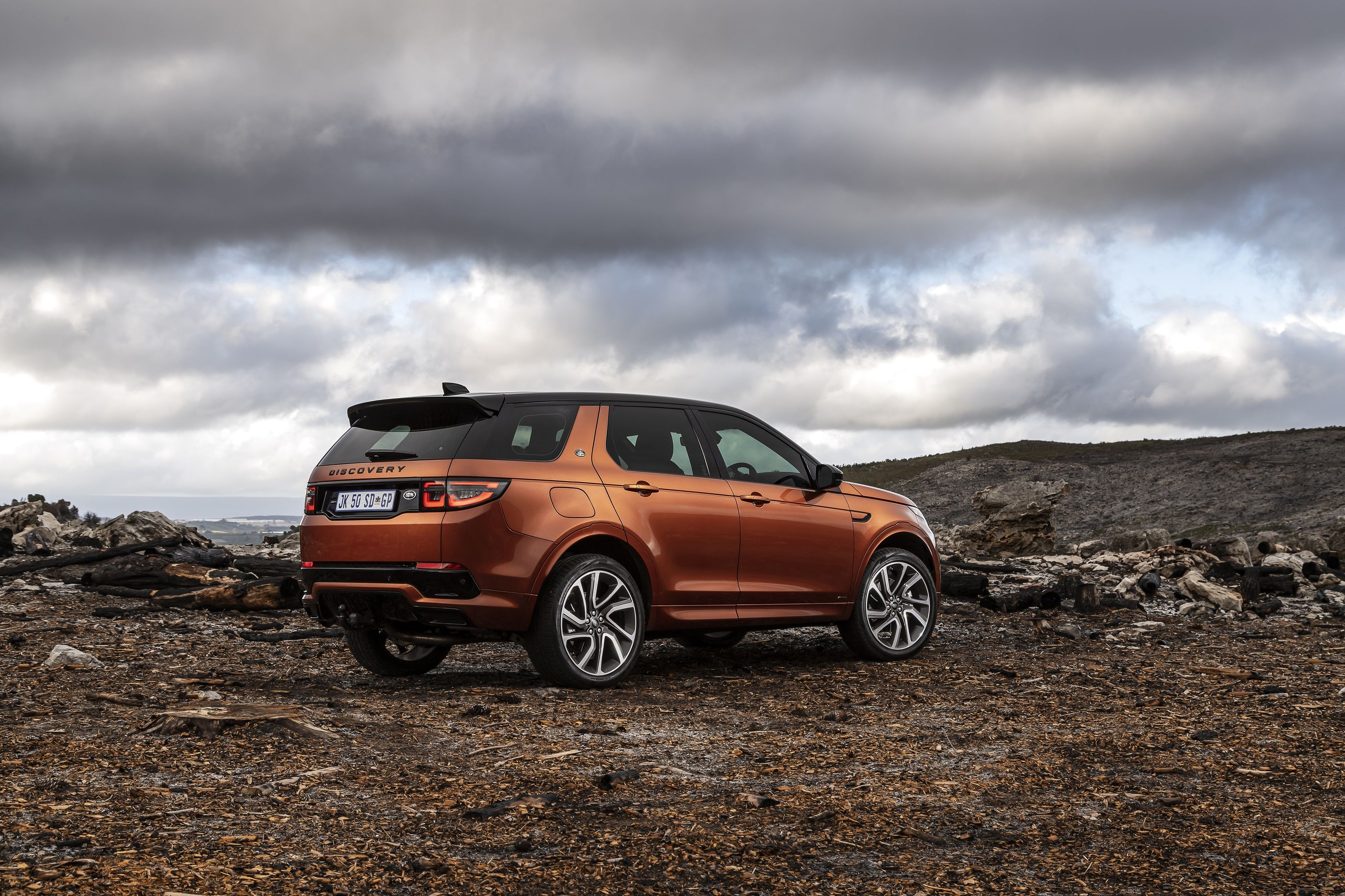 2020 Land Rover Discovery Sport D180 HSE in 2020