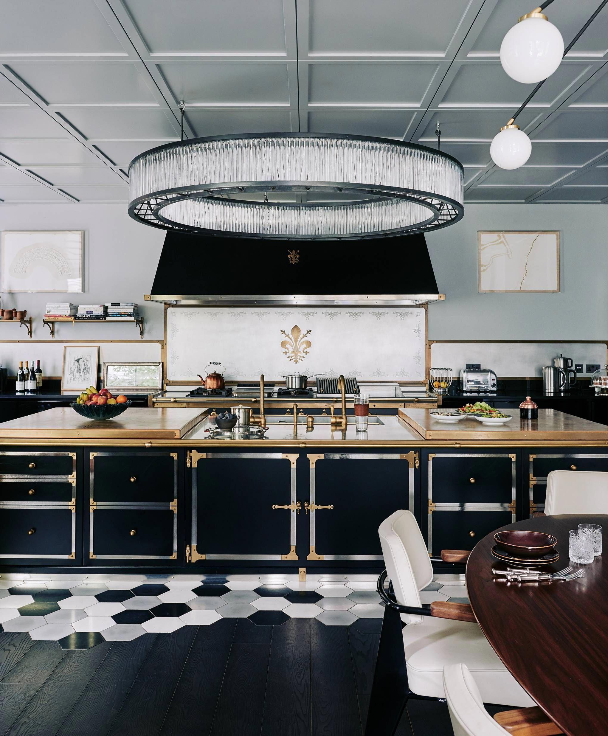 Best A Glamorous London House Designed Around An Extraordinary 400 x 300