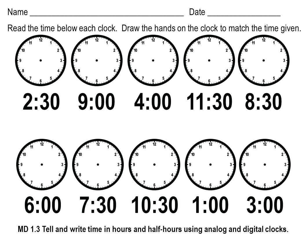 Thanksgiving Worksheets First Grade Free Time Worksheets Telling Time Worksheets 2nd Grade Worksheets