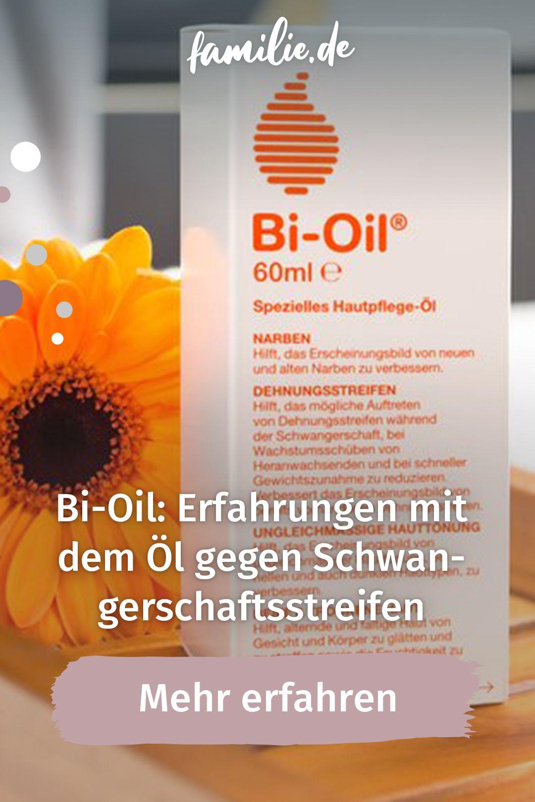 Oil dehnungsstreifen bi erfahrungen Aufgefüllt #1