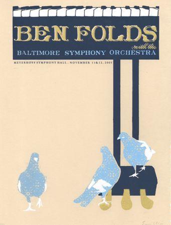 Ben Folds!