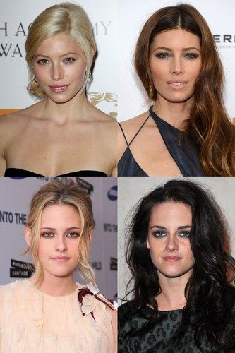 Blonde V Brown Celebrities Who Change Their Hair Colour In 2020