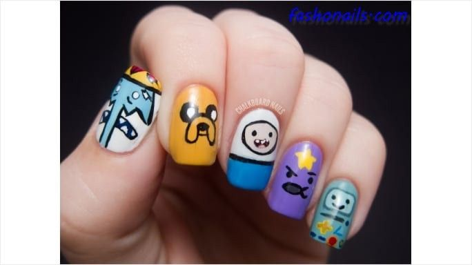 Nail Art Designs For 12 Year Olds Hession Hairdressing