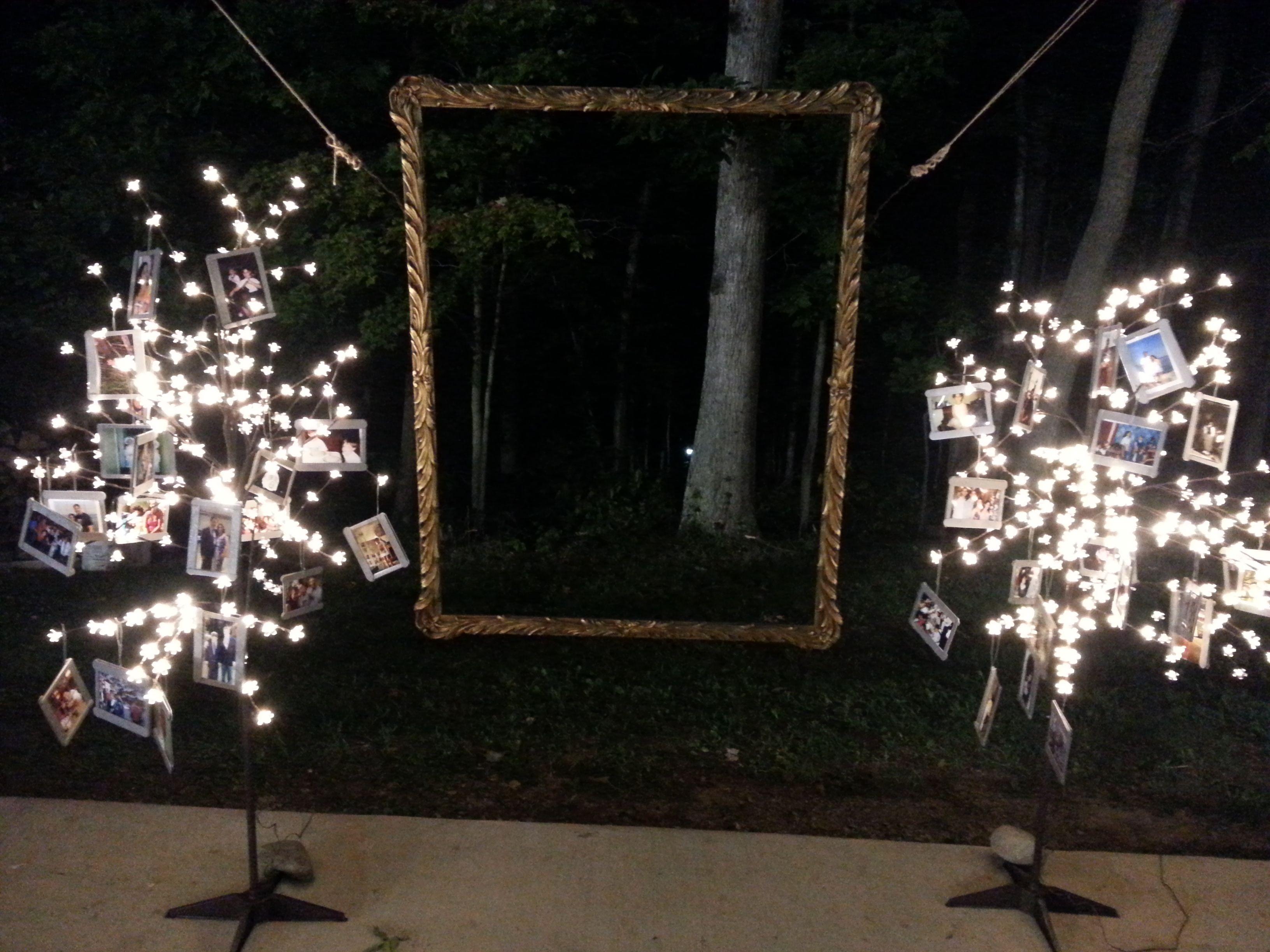 SUPER FUN Idea For An Outdoor OR Indoor Wedding DIY Photo Booth