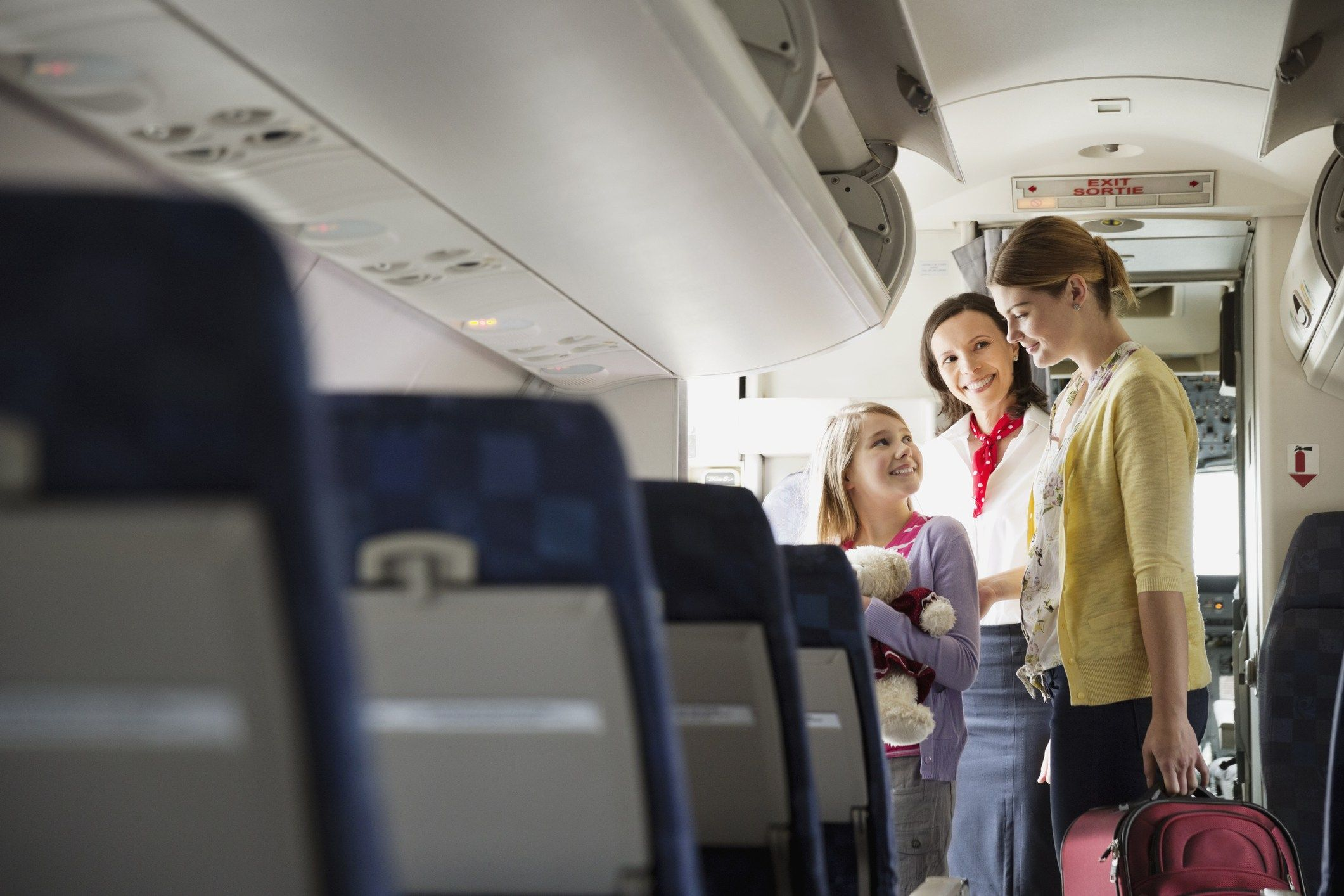 Are airlines purposely splitting up families to make more