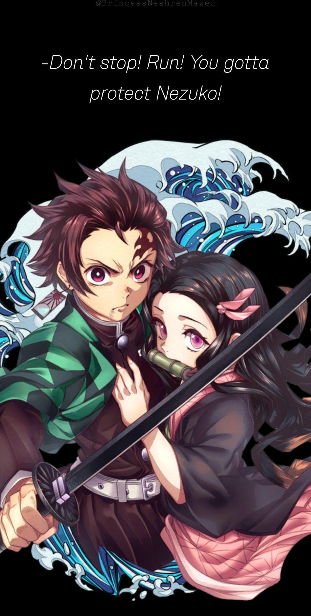 Demon Slayer Wallpaper Black Anime Characters Anime Slayer Anime wallpaper demon slayer manga