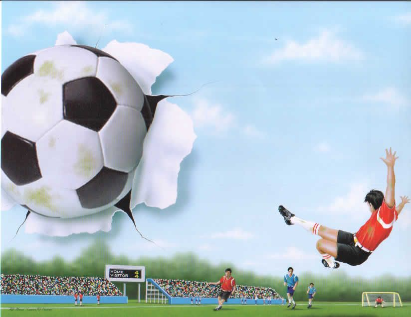Totally cool soccer poster sports poster inspiration soccer poster yelopaper Choice Image