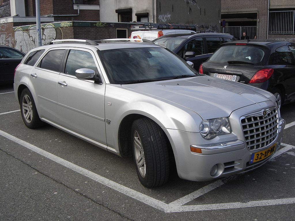 2007 Chrysler 300c Touring With Images Chrysler 300c Touring