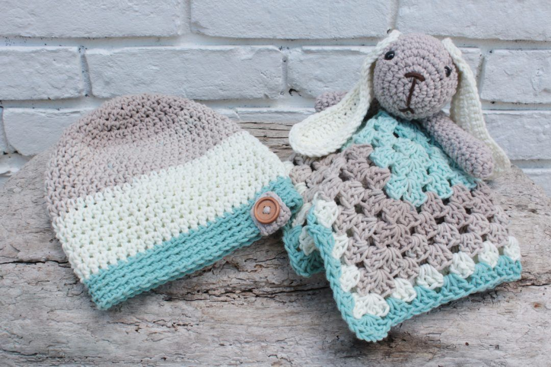 free crochet slouch bunny lovey pattern | Free Crochet Baby Patterns ...