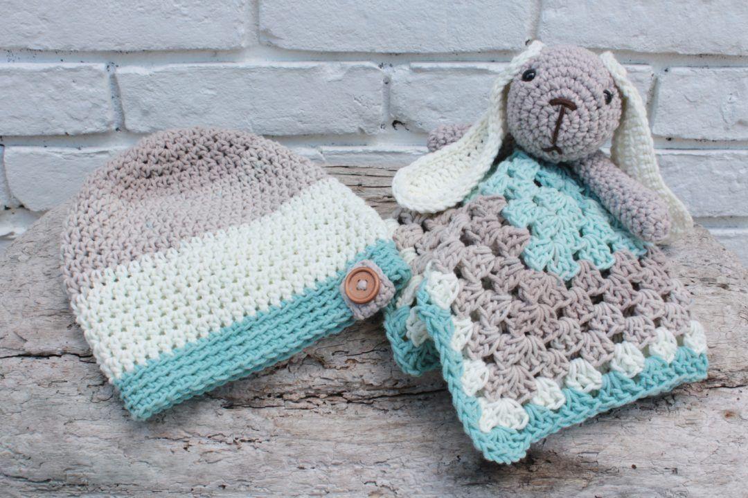 free crochet slouch bunny lovey pattern | Free Crochet Baby Patterns ...