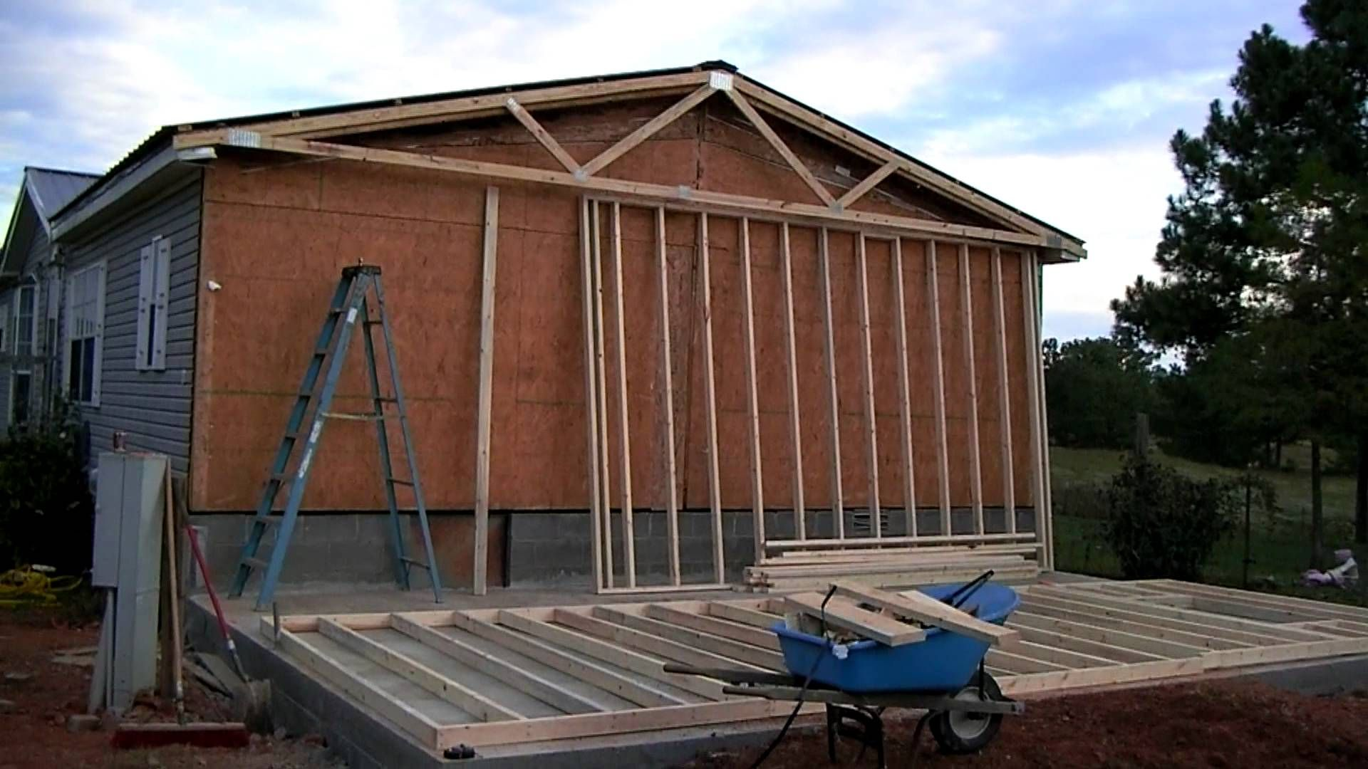 Pin by bill mcintyre on Double carport Home addition
