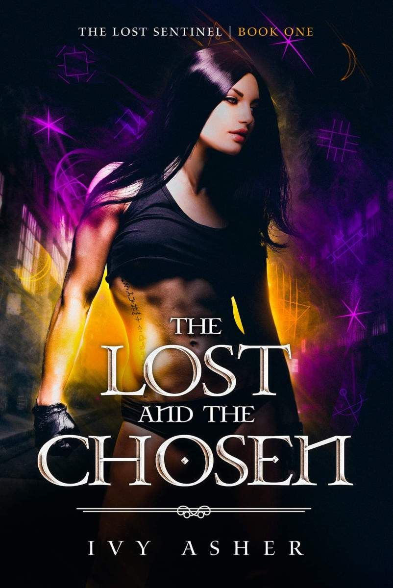 The Lost and the Chosen by Ivy Asher #whychoose | Books I want to