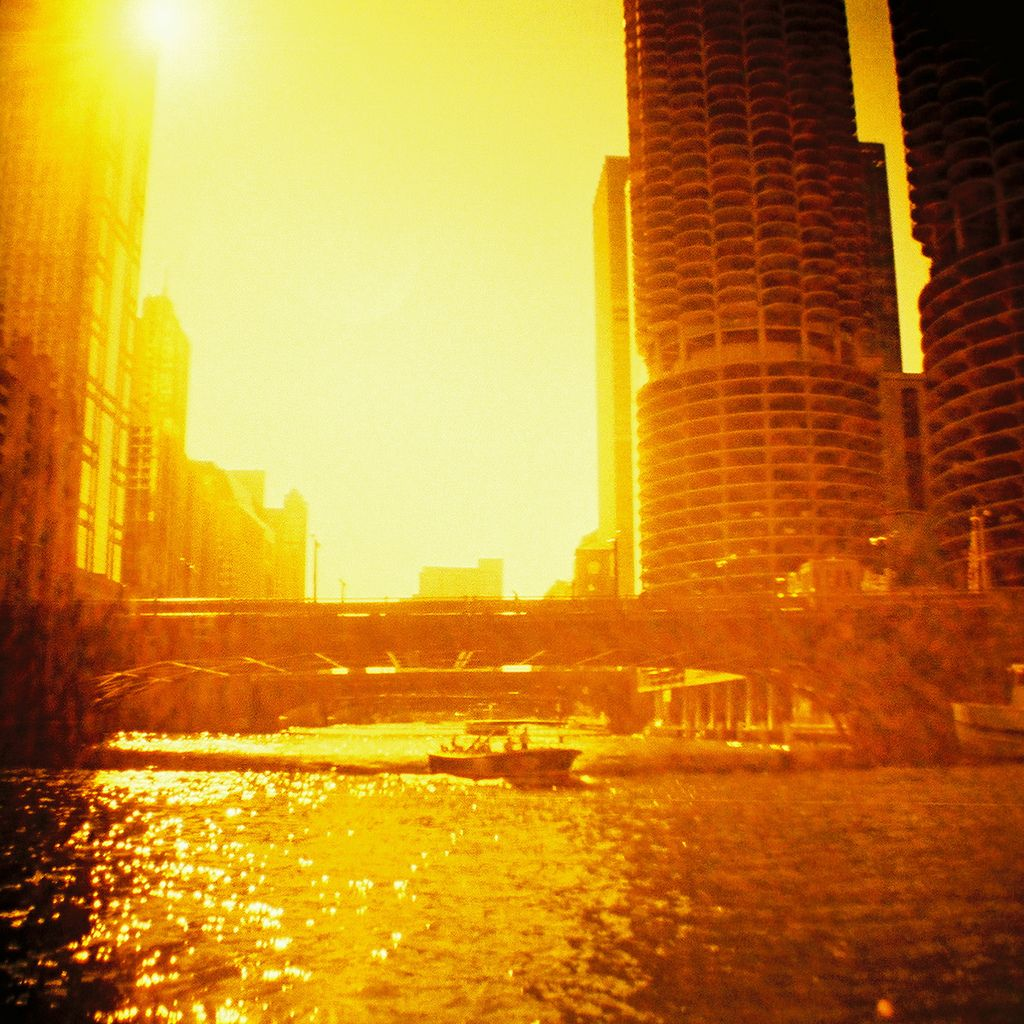 #Chicago River