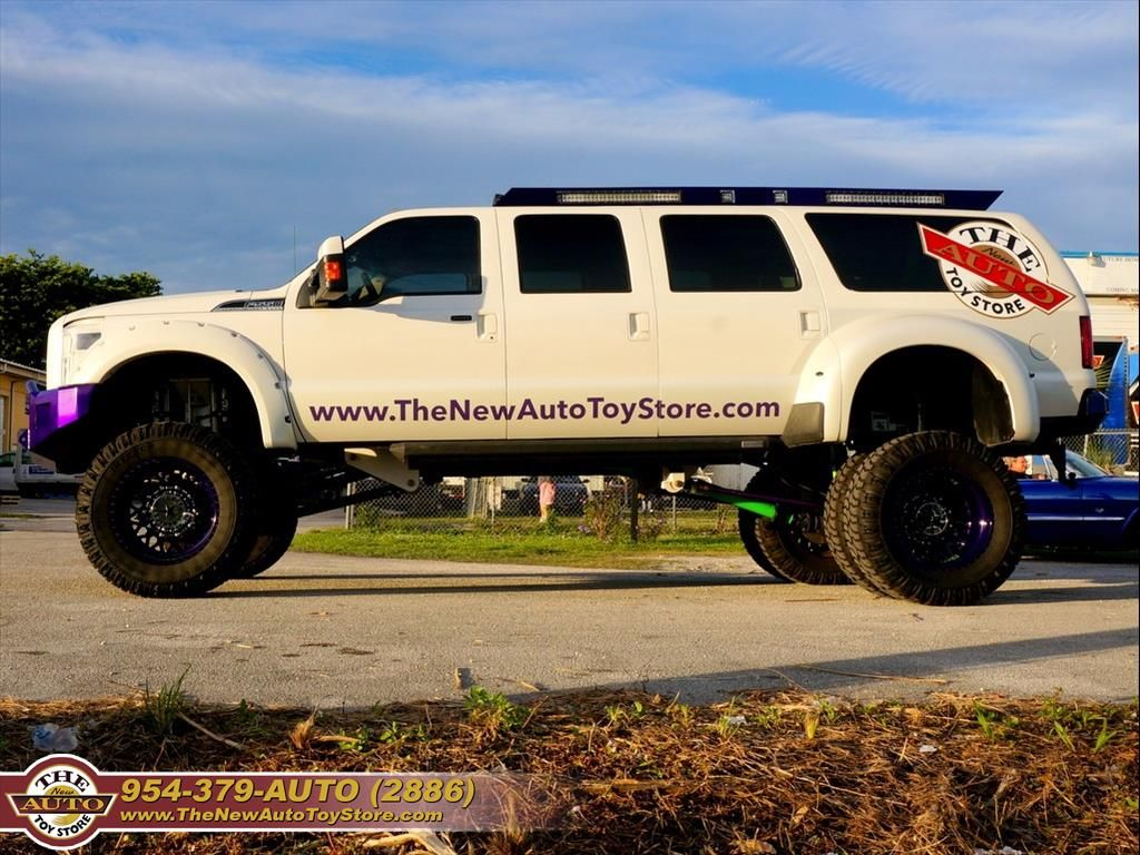 Ford Excursion  King Ranch  Door Dually Photo  Pompano Beach Fl