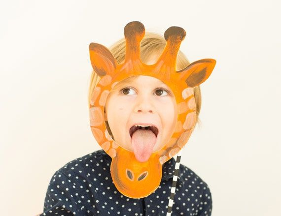 mascaras-caretas-halloween-niños photo