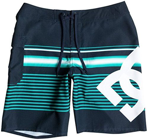 DC Men's Lanai 20 inch Print Boardshort, Blue Iris, 32 * This is an Amazon Associate's Pin. Find the item on Amazon website by clicking the VISIT button.