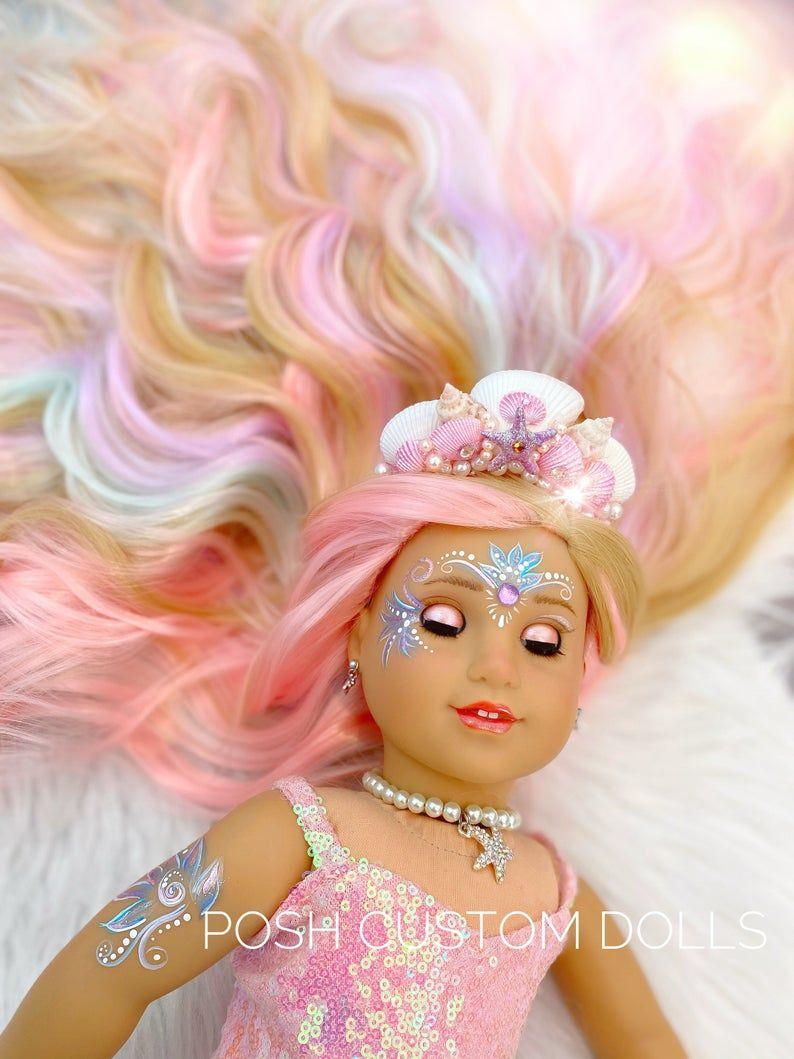 Pin on dolls + stuffies