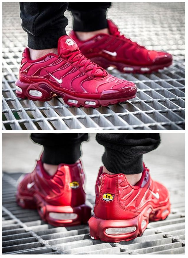 8191db4f1f Nike Air Max Plus: Chili Pepper | Shoes | Sneakers nike, Nike air ...