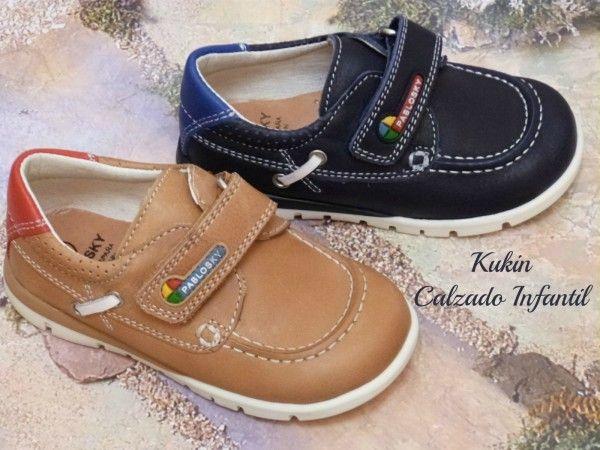 6683fdcb1d4 Zapatos náuticos Pablosky zapatos niño - pablosky -náuticos - primavera  verano - calzado niño