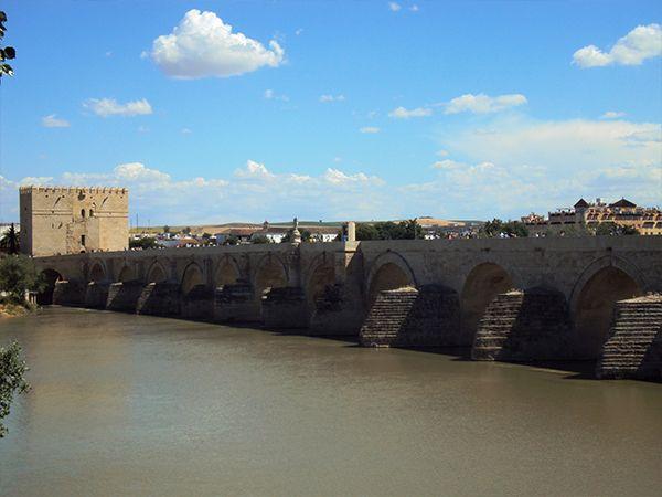 Pont Romain De Cordoue Andalousie Espagne Cordoue