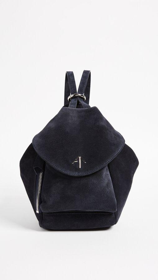 MANU Atelier Mini Fernweh Shoulder Bag